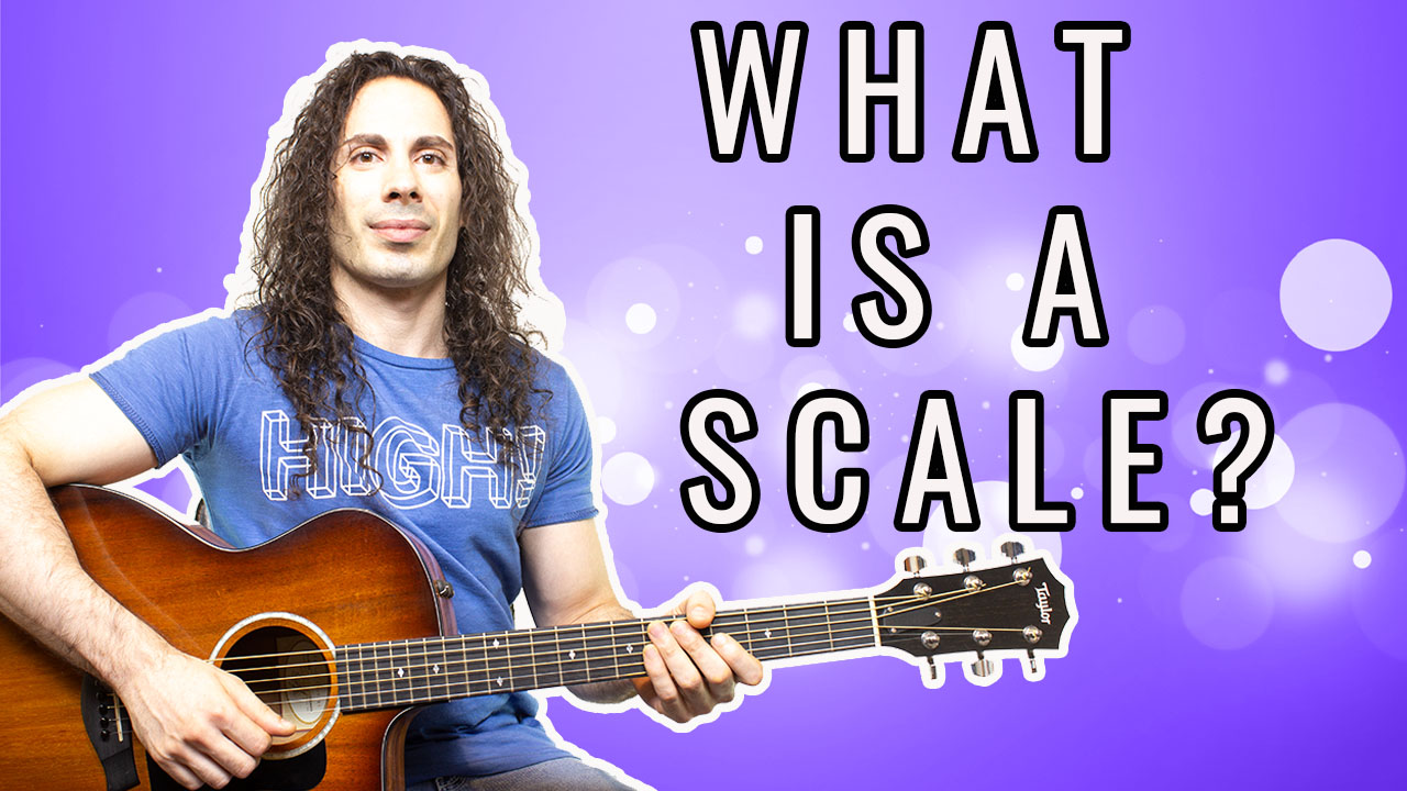 WHAT IS A MUSIC SCALE ?