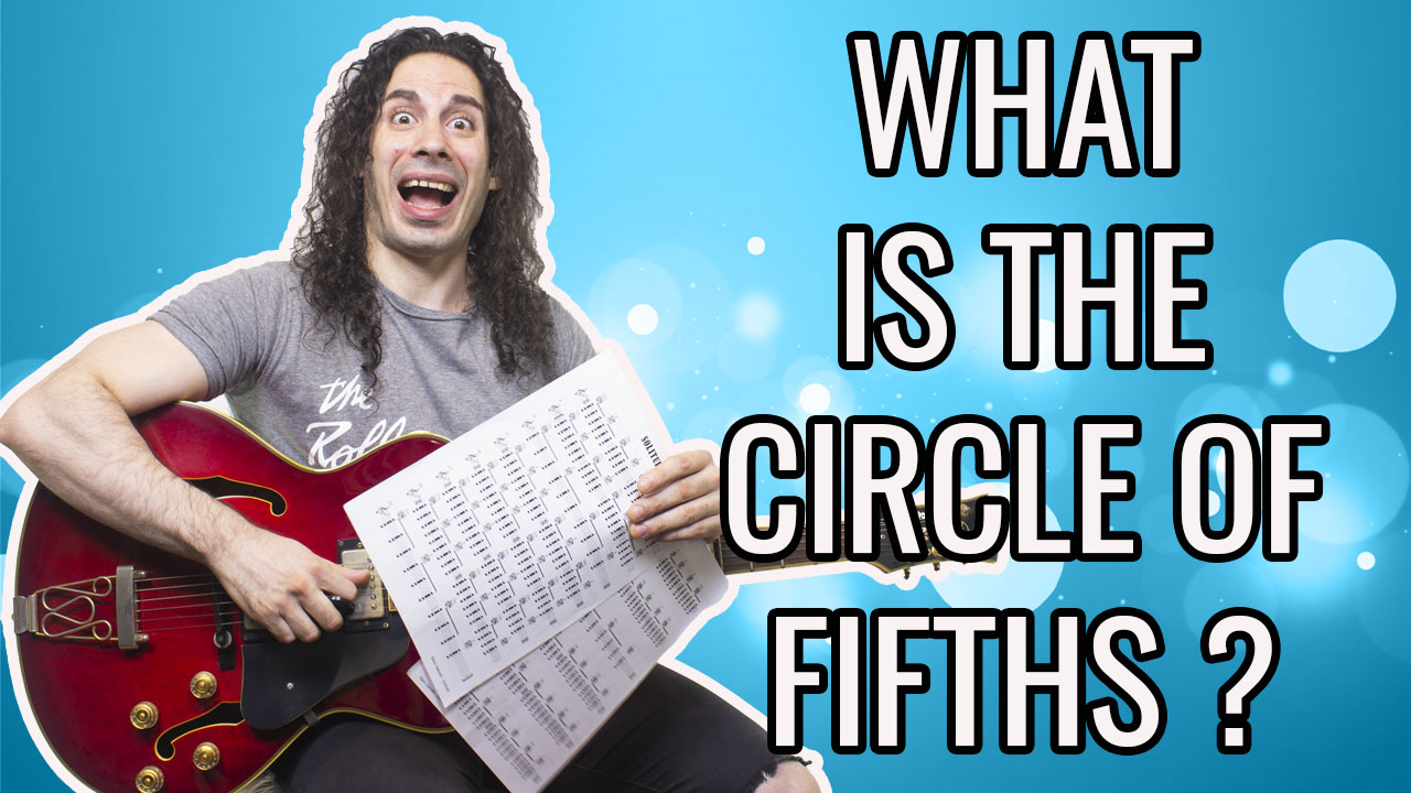 What is the circle of fifths?