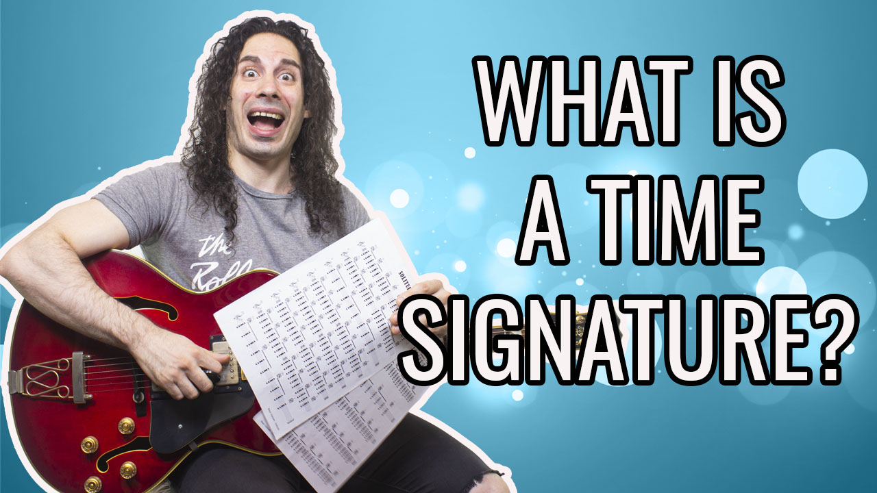 what is a time signature?