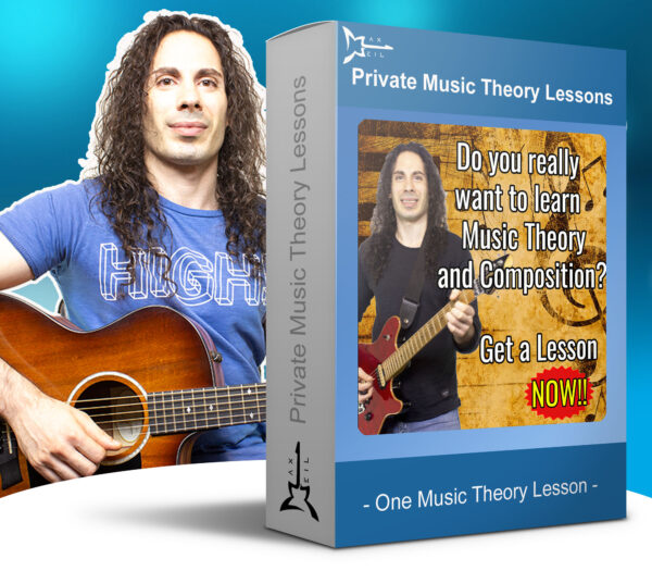 One Music Theory Lesson